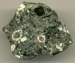 Kimberlite (Premier Kimberlite Pipe, Mesoproterozoic, ~1.2 Ga; Premier Mine, near Cullinan, northeastern South Africa)