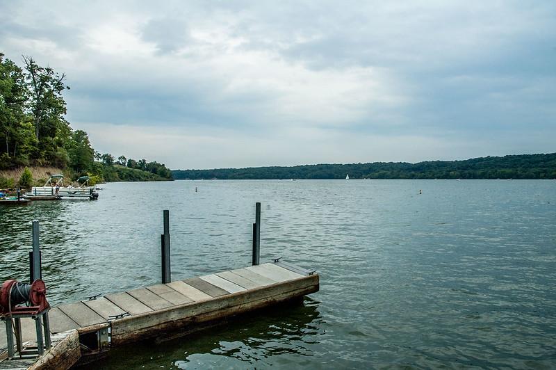 Brookville Lake - Hornbeam Nature Preserve - Whitewater State Park - August 16, 2014