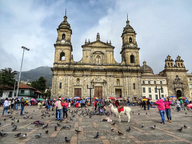Still in Love with South America