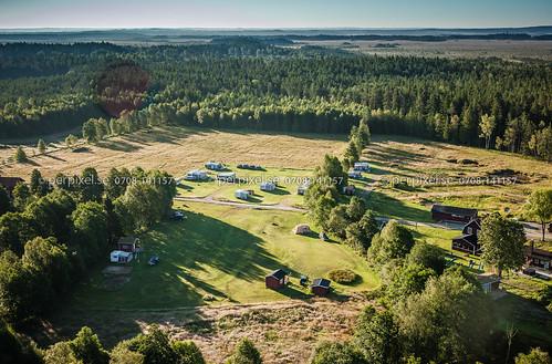 sverige jönköping swe flygfoto hillerstorp österskog ågårdslantgårdscafé