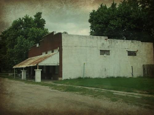 Downtown McFarland KS