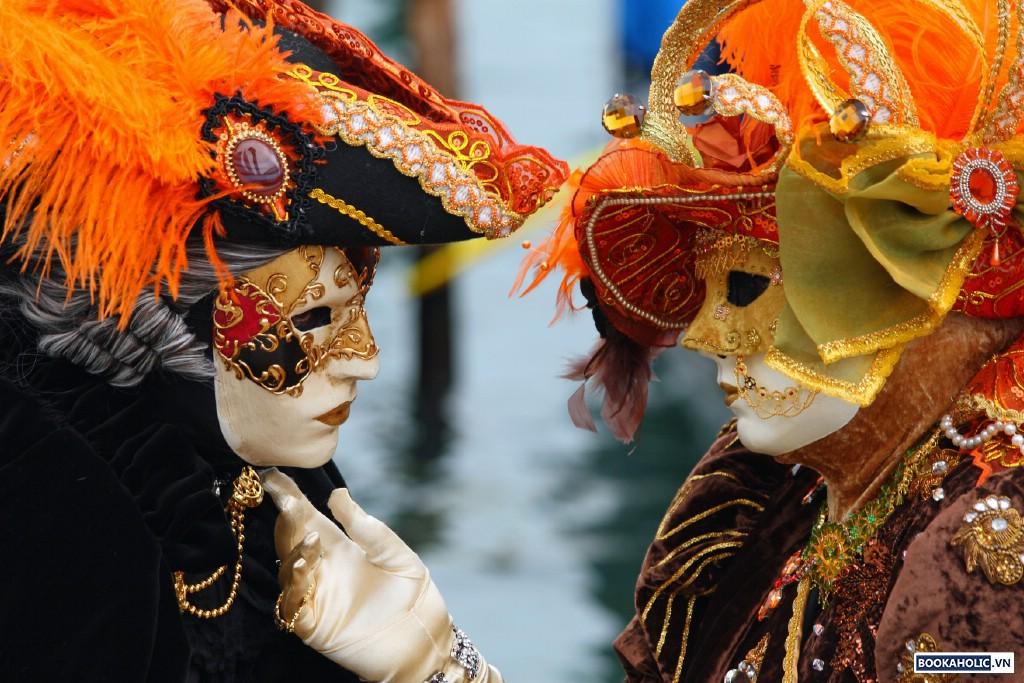 Carnevale - Venice, Italy 2