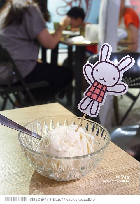 【阿朗基咖啡】台南店開幕囉!台南老屋餐廳推薦~老屋改造+可愛療癒系的新餐廳35