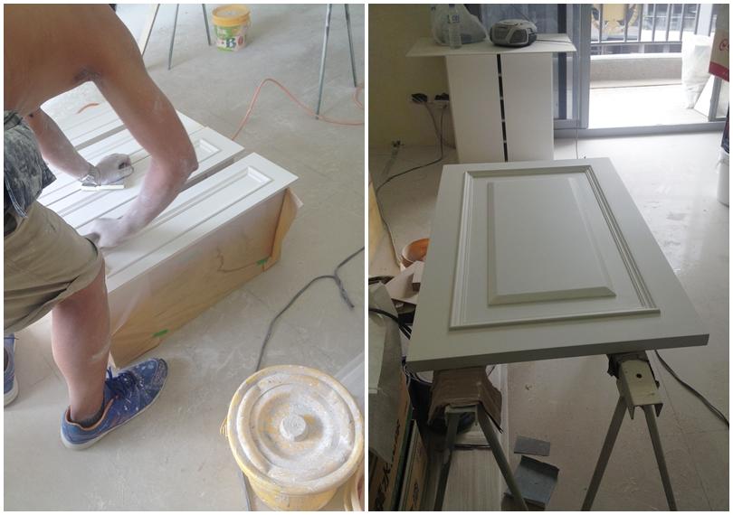 木作油漆施工流程4