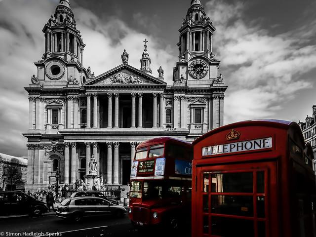 Unoriginal Icons - St Paul's London City