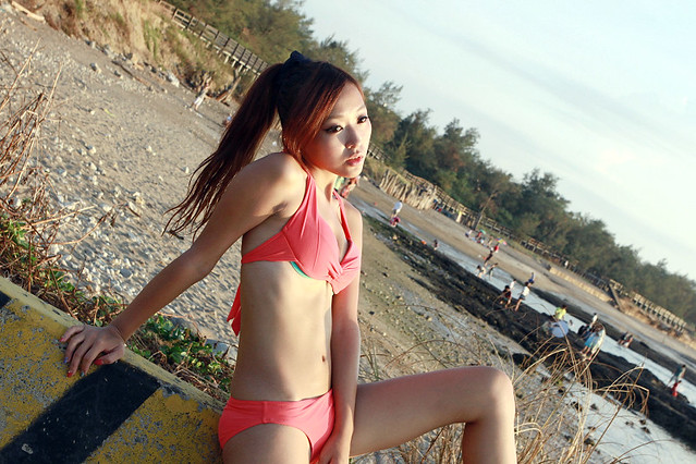 2013 08 新北市.三芝.白沙灣.傻鼠