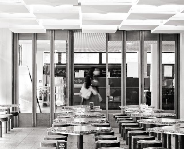cafeteria // neue mensa dresden