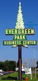 Evergreen Park Business Center - Michigan City, Indiana