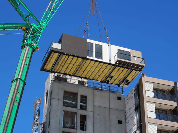 Industry leaders believe Australia is not keeping up with overseas trends in prefab building