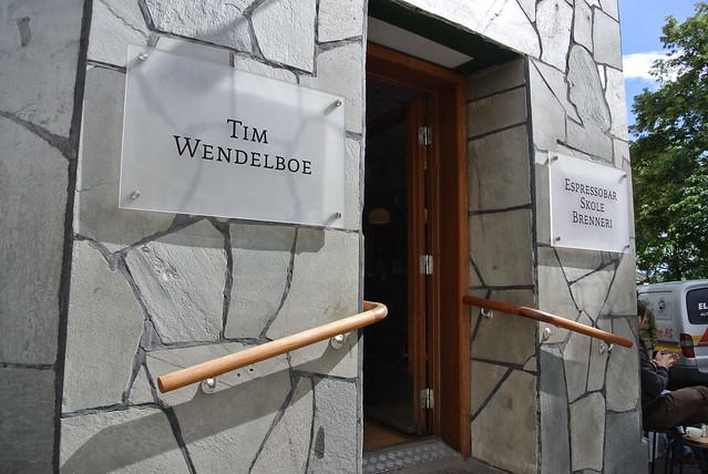 Tim Wendelboe