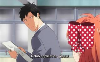 Gekkan Shoujo Nozaki-kun Episode 7 Image 45