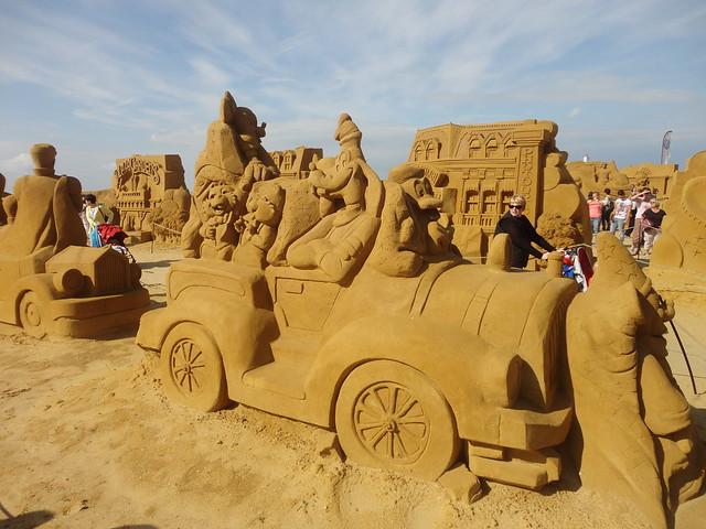 Sculpures sur sable Disney - News Touquet p.1 ! 14956979165_d832306c94_z