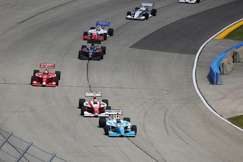 Late race restart
