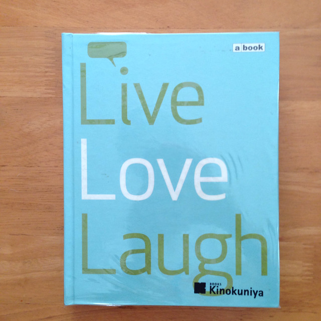 Live Love Laugh / มนูญ ทองนพรัตน์