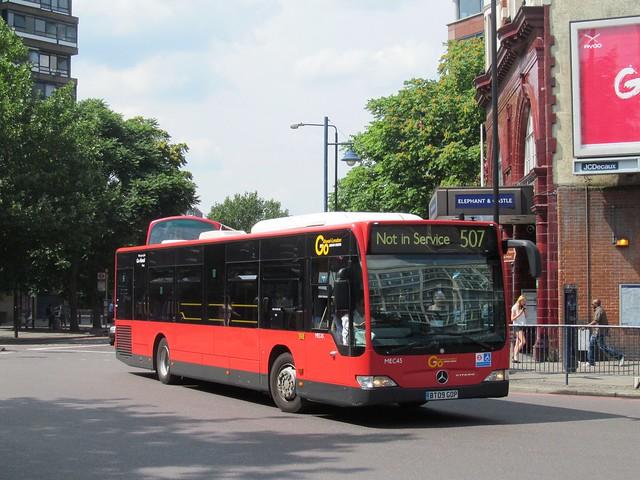 London General, MEC45 (BT09GOP)