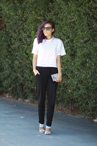 lucky magazine contributor,fashion blogger,lovefashionlivelife,joann doan,style blogger,stylist,what i wore,my style,fashion diaries,outfit,jyjz,san francisco,fashion boutique,floral print,trends,purple hair,steve madden,charlotte russe,shop prima donna,crafted by talia,zerouv