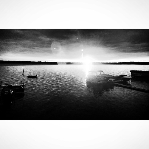 sunset blackandwhite lake landscape myphotograhy