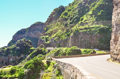 Chapman's peak drive, Cape Town peninsula