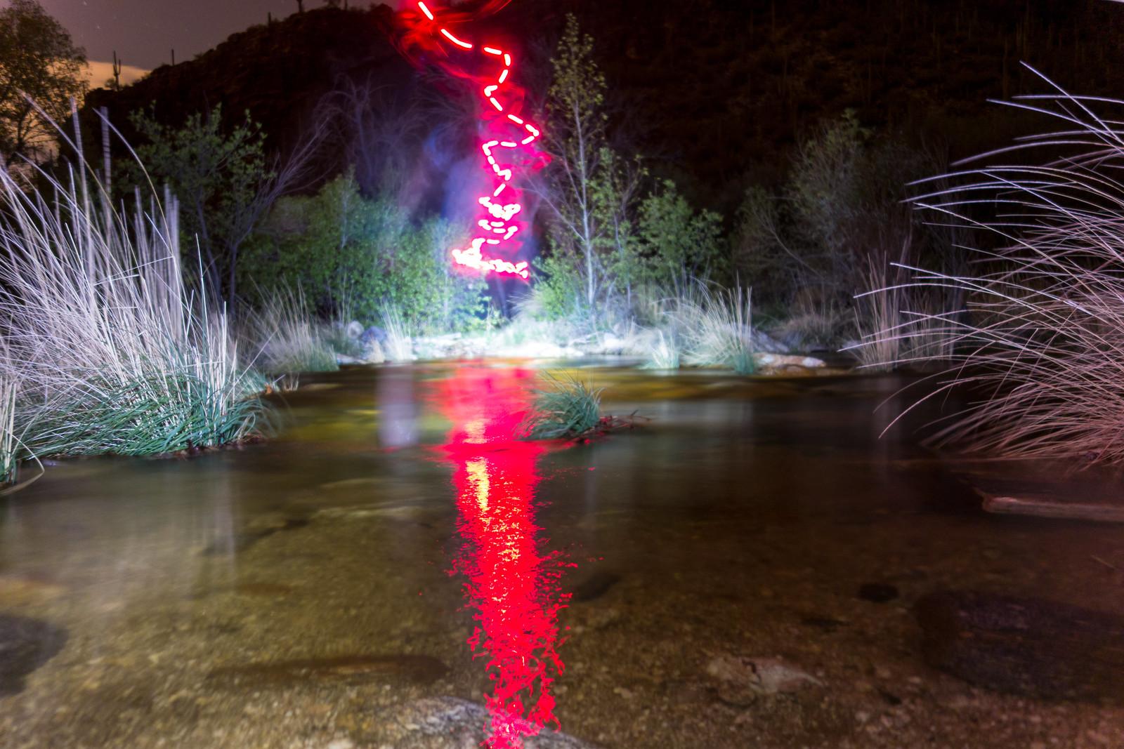 1408 Crossing Sabino Canyon