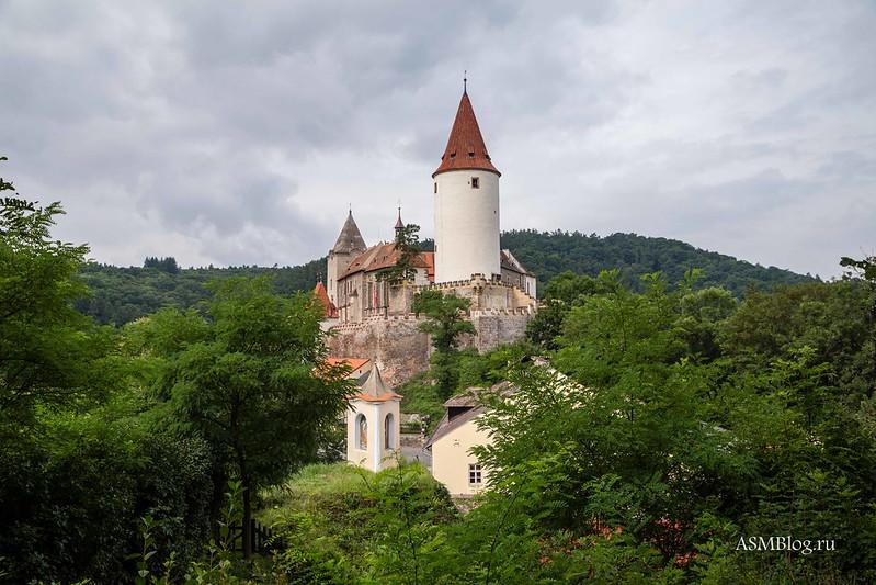 Hrad (Castle) Křivoklát, Czech