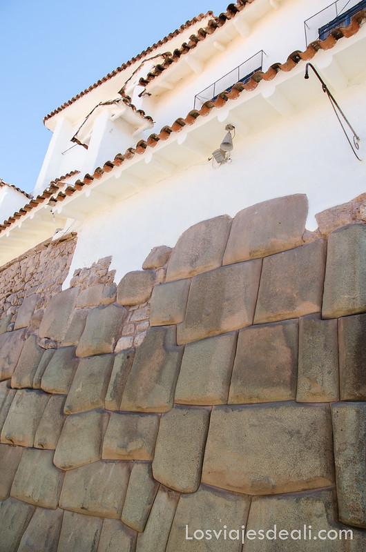 muros incas en Cuzco