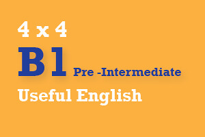 4x4 Quiz cover B1 Useful English