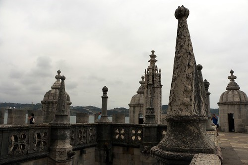 "Torre di Belem, ""porta cerimoniale"" di Lisbona"
