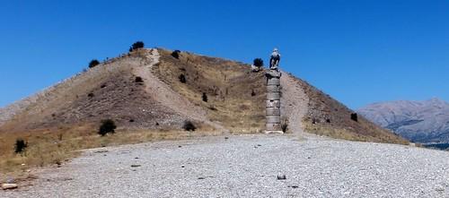 history tourism archaeology turkey royal burial mound commagene karakuştumulus
