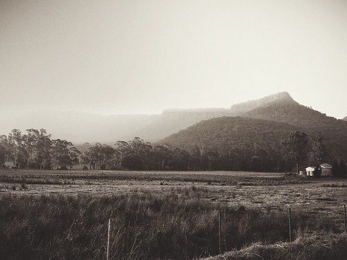 Megalong Valley, 2013.
