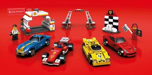 LEGO Shell Sets