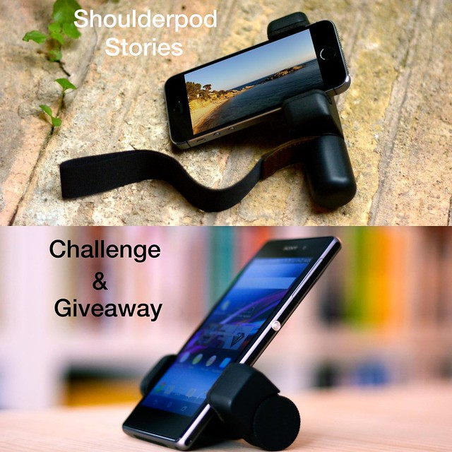 Shoulderpod Stories Challenge and Giveaway