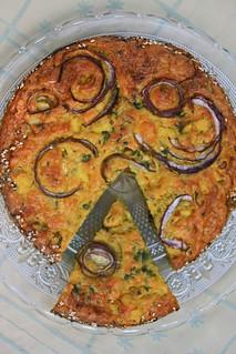 15091573159 8d1ca41606 n Cauliflower cake de Yotam Ottolenghi
