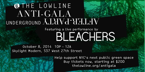 Lowline After-Party Invite