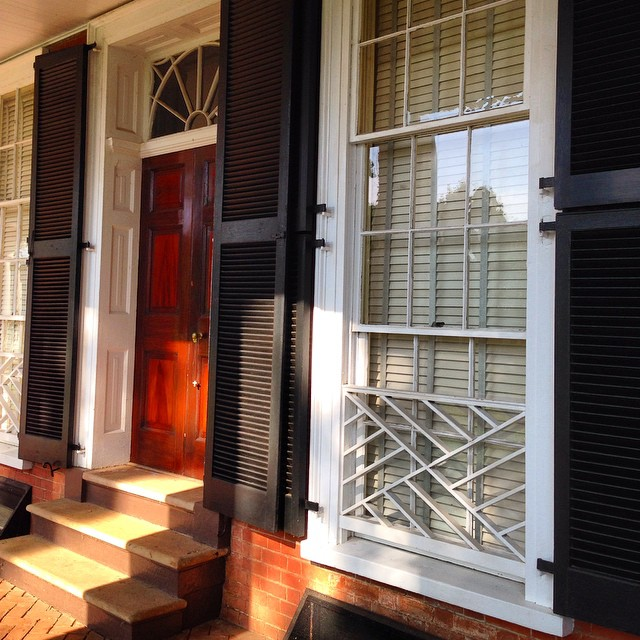 Triple Hung Windows : Charlottesville in pictures triple hung windows high