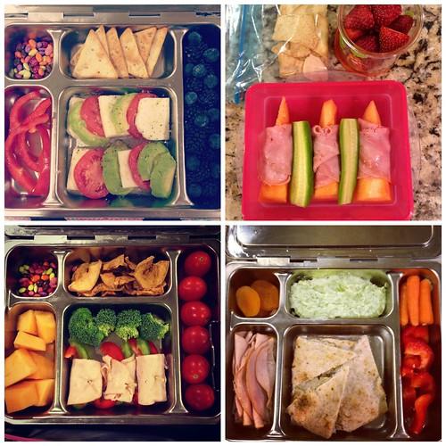 School Lunches - Go Seasonal