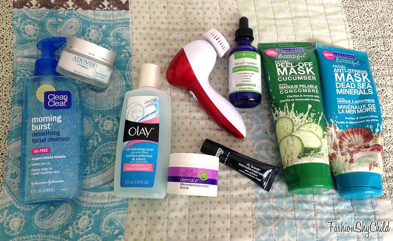 Morning & Night Skin Care Routine