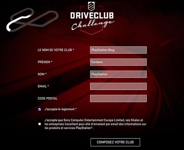 Driveclub Loeb