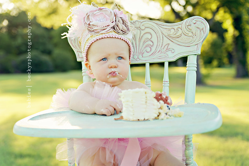 15140835022 489e02fe00 c Kirby is One | Frisco Baby Photographer