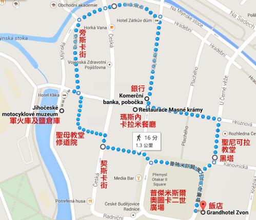 巴德傑維契Map