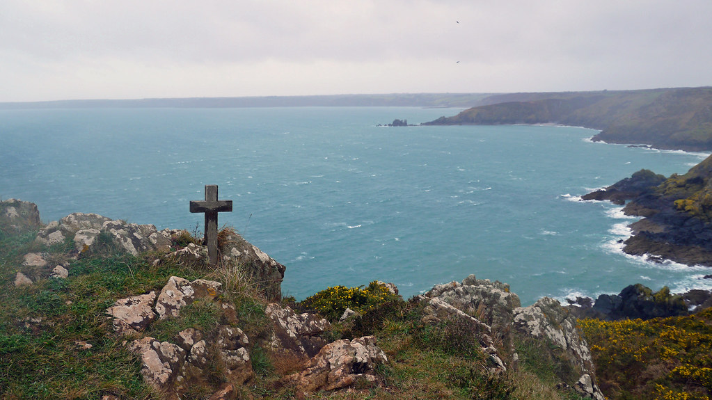 View near Coverack
