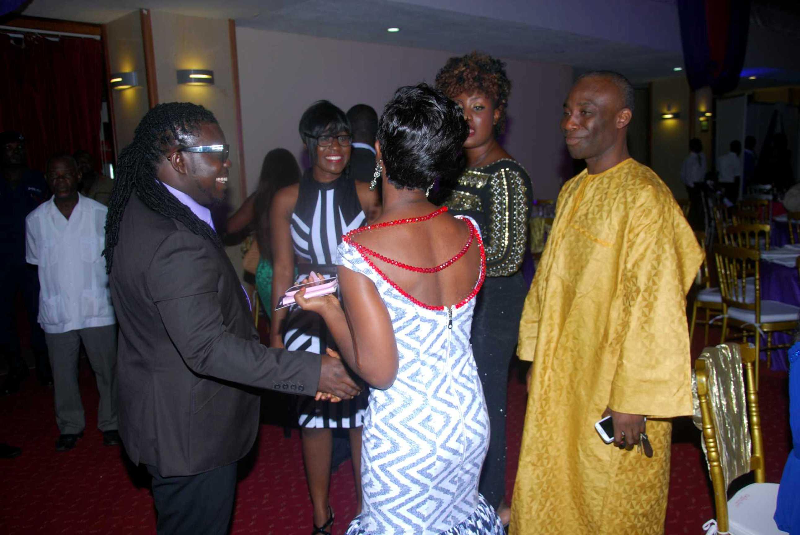 Kofi Tsikata's Guests