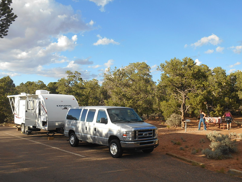 Sunset View Campground, Navajo National Monument, AZ (4)