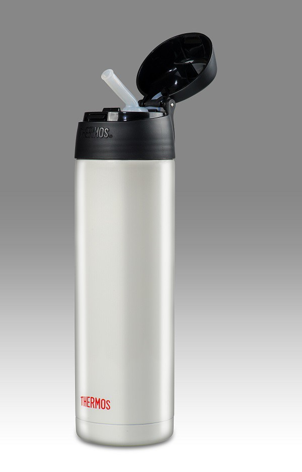 TS-400 Vacuum Insulated Stainless Steel Straw Bottle