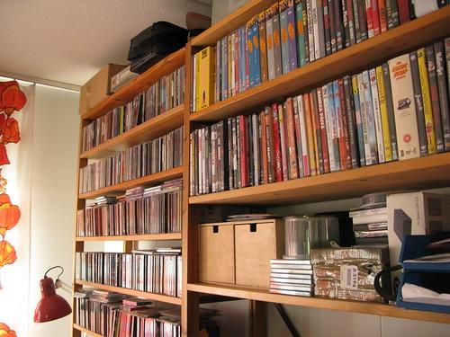 Bookshelf challenge