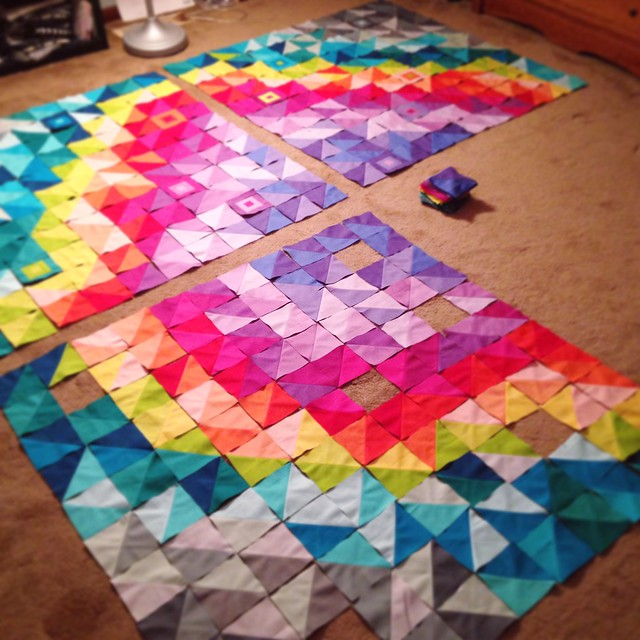24th Anniversary Quilt
