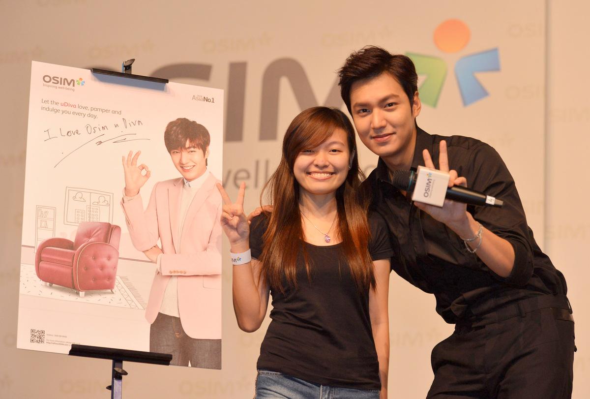 Fan Game with Lee Min-ho (2)