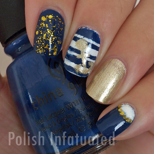 navy and anchor