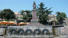 Pomnik Szota Rustaveli. Tbilisi