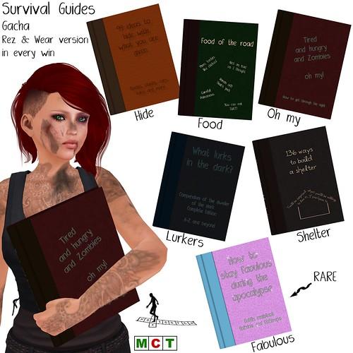 Survival Guides Gacha