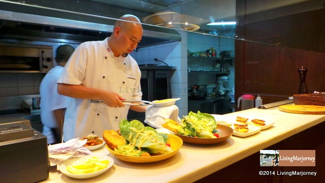 Chef Bruce Lim's Rustique Kitchen